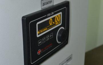 Шкаф управления многокомпонентным дозатором